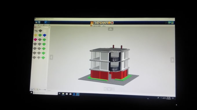maxinefinnfoxen : I will create instructions for medium sized lego  buildings for $10 on www fiverr com