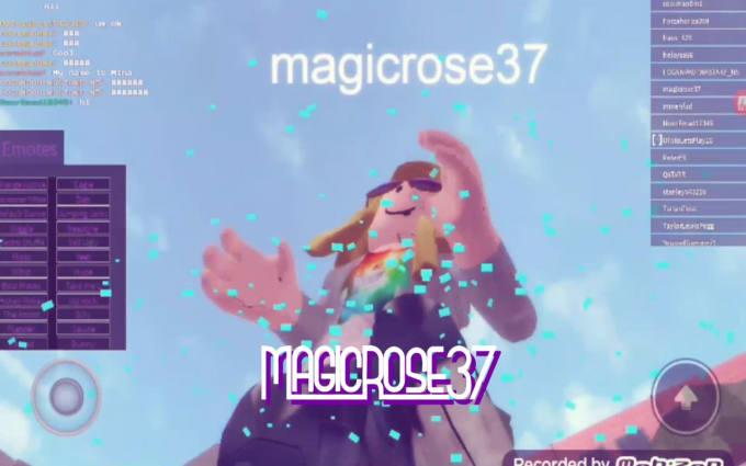 Make A Roblox Intro By Magicrose37