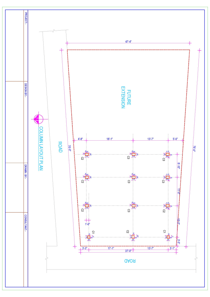 create excellent engineered and planned floor plan for you