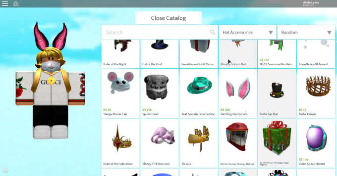 Design A Roblox Outfit By Baconbunny