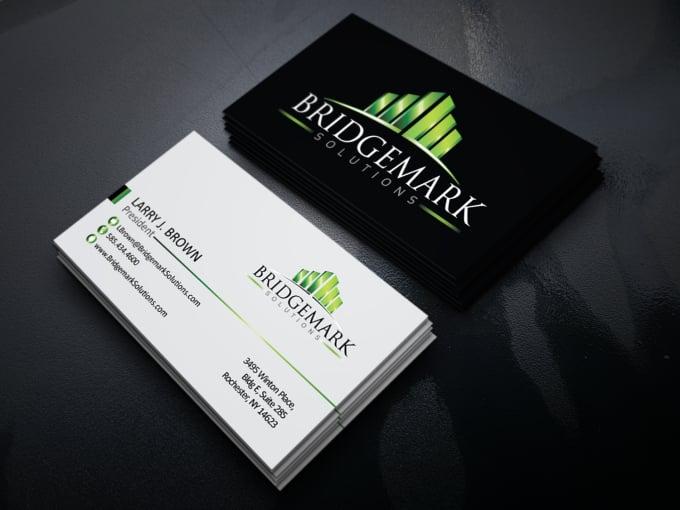 Do business card design by milon203 do business card design reheart Gallery