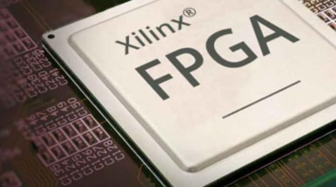 do verilog or vhdl for xilinx fpga