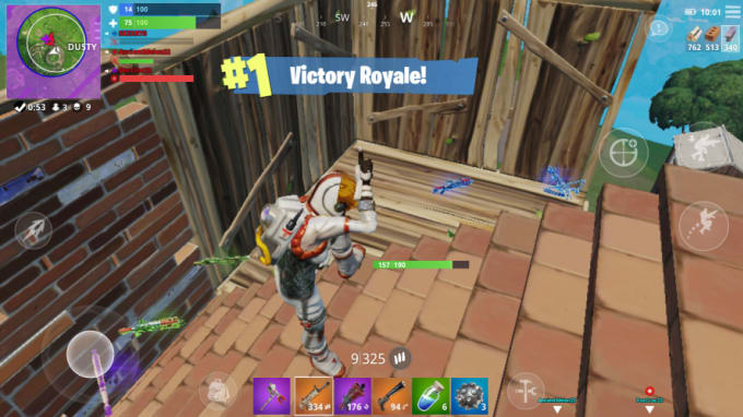 Teach You To Become A Fortnite Mobile Lord By Thysdw