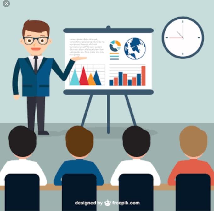create an amazing presentation by amegabe