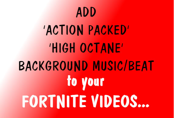 add fortnite rap video promotion background music to your youtube video etc