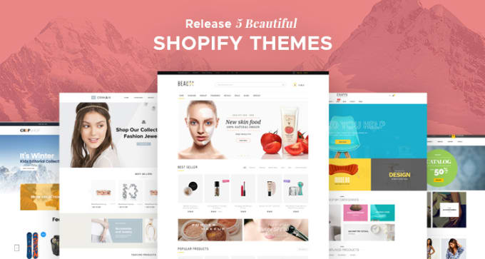 bnorthrup3 : I will cheap shopify themes and courses for $5 on  www fiverr com