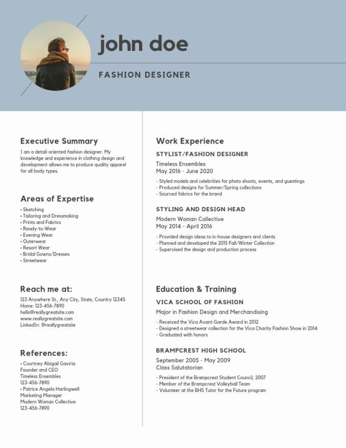 mnajarx22 : I will write your resume,cover letter, linkdn for $35 on  www.fiverr.com