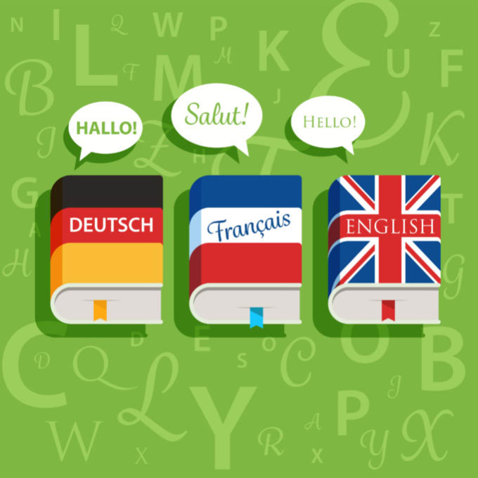 do accurate german french and english translation