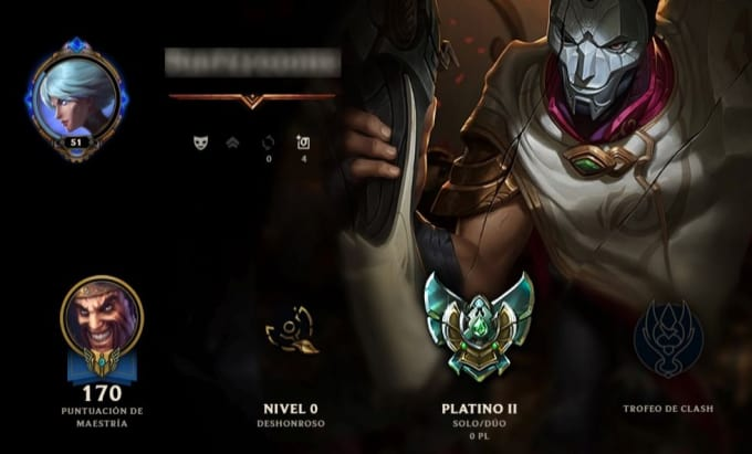 play a league of legends ranked game with you