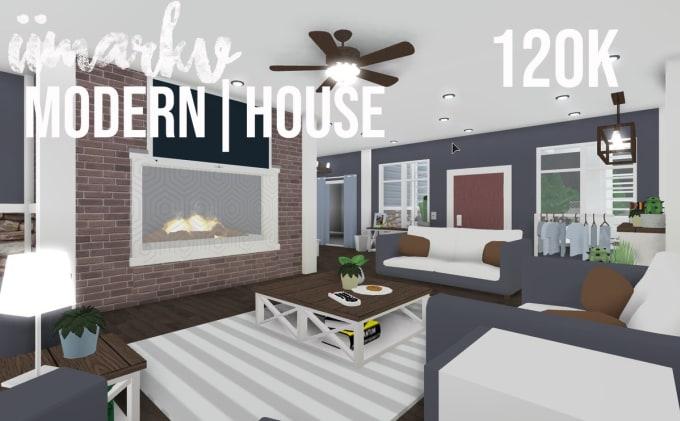 Living Room Ideas In Bloxburg Jihanshanum