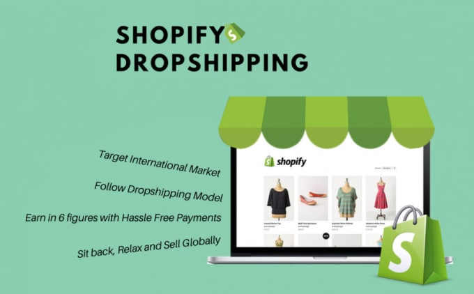 piuporna777 : I will design and develop a automated shopify dropshipping  store for $35 on www fiverr com