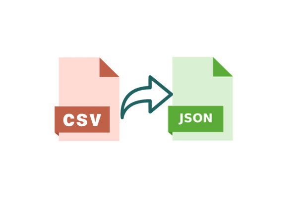 oussama_he : I will convert your csv files to json files for $10 on  www fiverr com