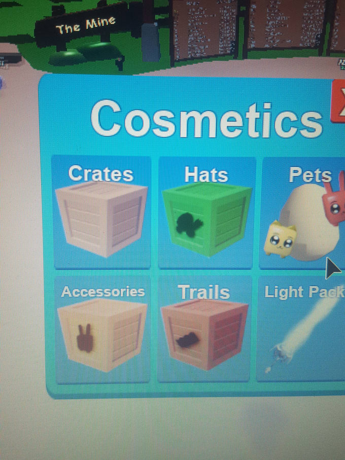 get you crates in roblox mining simulator
