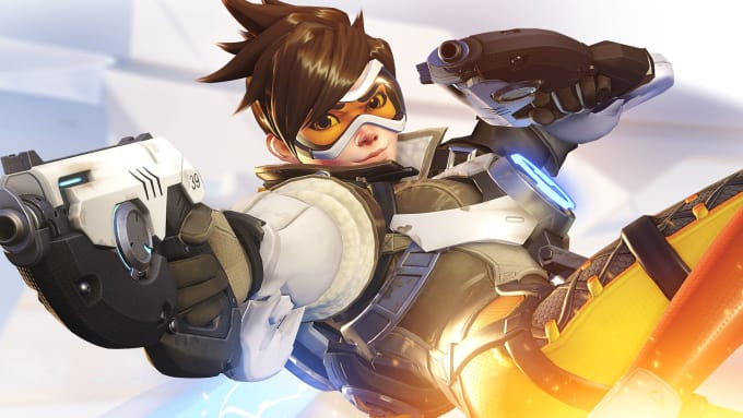 play overwatch with you and soundboard