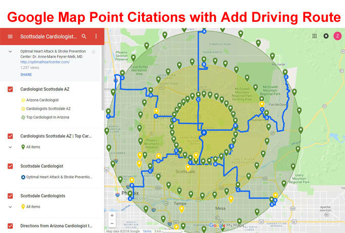do 300 google map citations with add driving route Map My Driving Route on map my drives, map my name, plan my route, mapping a route, map my distance, map out a route trip, map my city, map my place, map my run, chart my route, map my state, map sf 5k route, map my trip, map of my land,