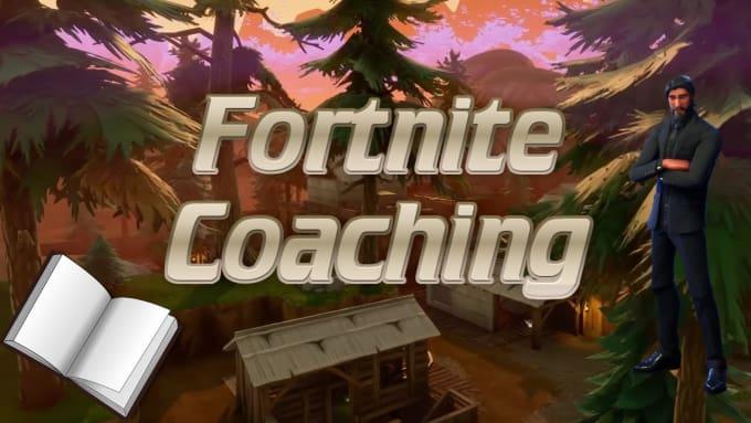 i will fortnite coach you gg - coaching fortnite fr