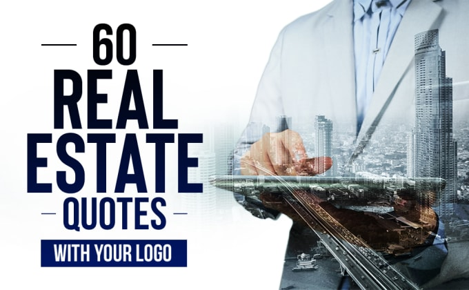 create 60 real estate quotes for instagram