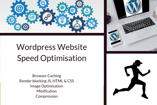 I will speed up and optimise your wordpress website