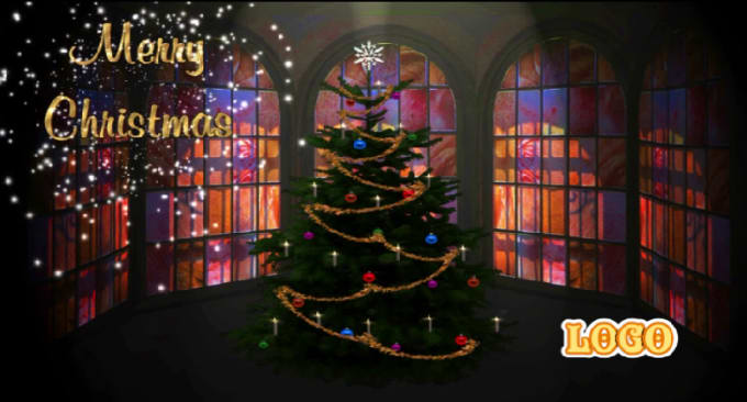 Make a christmas video greetings by encluster make a christmas video greetings m4hsunfo