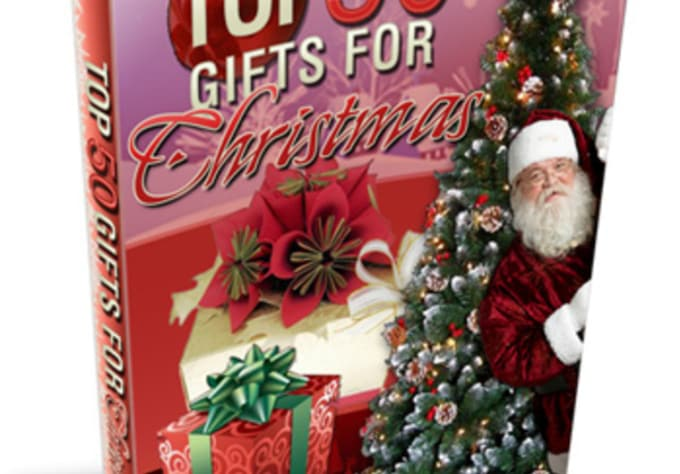 send you the top 50 christmas gift ideas and a santa claus storybook