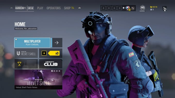 reeducation : I will be your coach for rainbow 6 siege for $20 on  www fiverr com