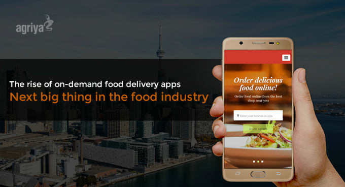vinburke : I will develop goods or food ordering and delivery app for $100  on www fiverr com