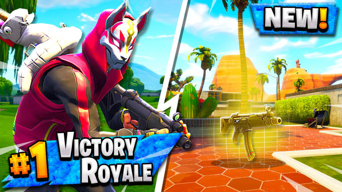Create A Fortnite Montage Or Thumbnail For You By Boopergabe