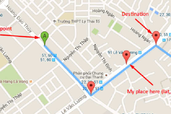 integrate google map api into your website on mapquest maps website, animation website, social networking website, expedia website, bing maps website, pinterest website, apple maps website, ebay website, social media website, gmail website,