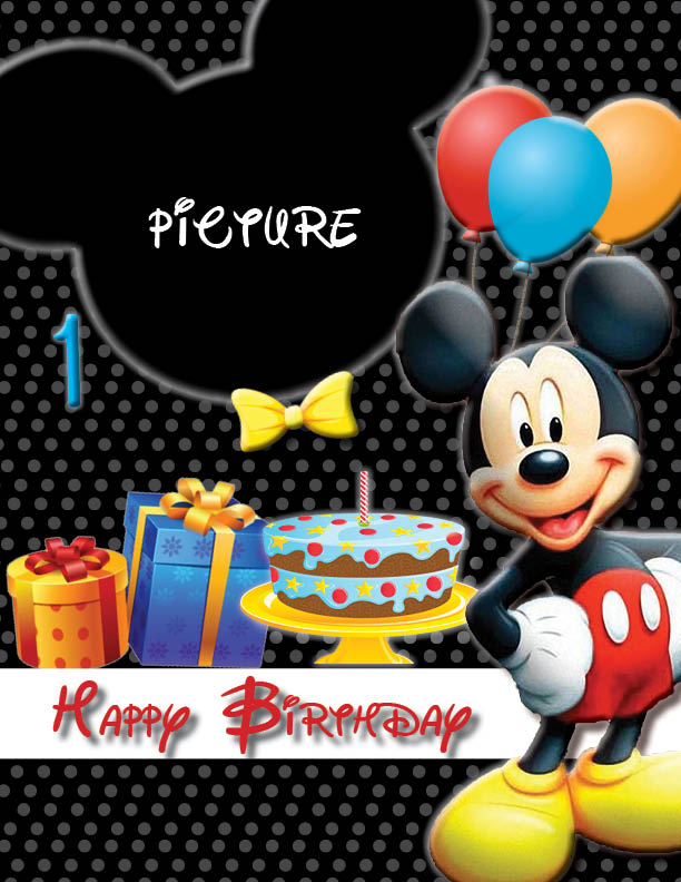 Make Your Customized Birthday Card
