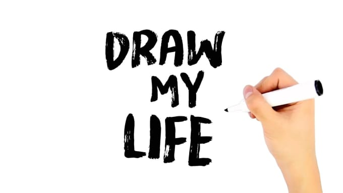 Create Perfect Draw My Life Videos By Binteismail