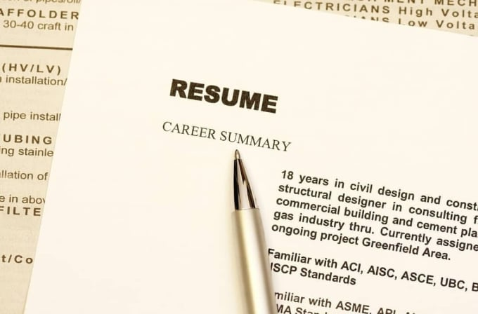 write or edit resume, cv and cover letter quick