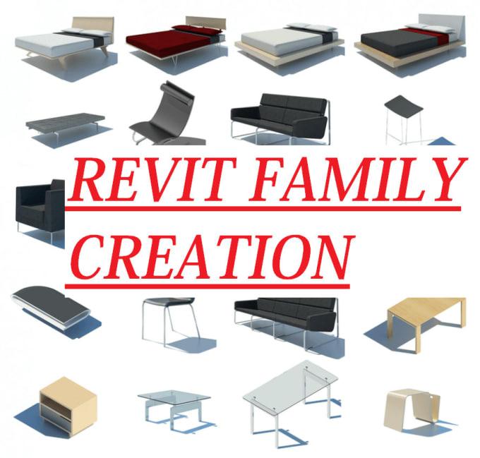 create complex revit or bim family