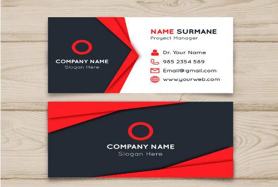 Create a custom business card design by aksaks5 create a custom business card design colourmoves