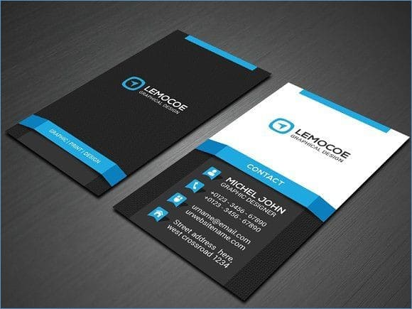 Design Business Card With Two Concepts In 24 Hours By Quick24traffic