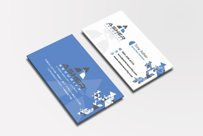 Create Your Business Card And Stationary By Studio D