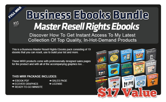 Give 21 Business Book With Resell Rights By Alislight2018