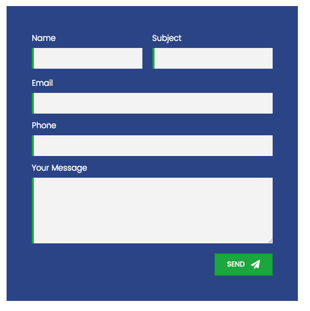 saken_k : I will create contact form that sends messages to your telegram  acc for $5 on www fiverr com