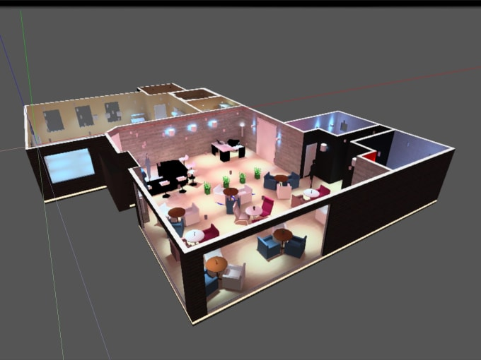 Do lighting designs using dialux by engyasi