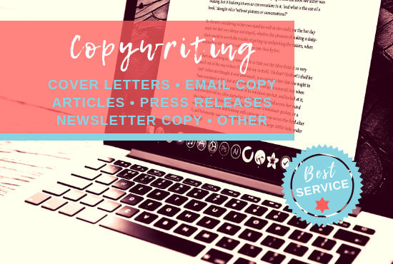 Be your freelance copywriter by Lucullestols