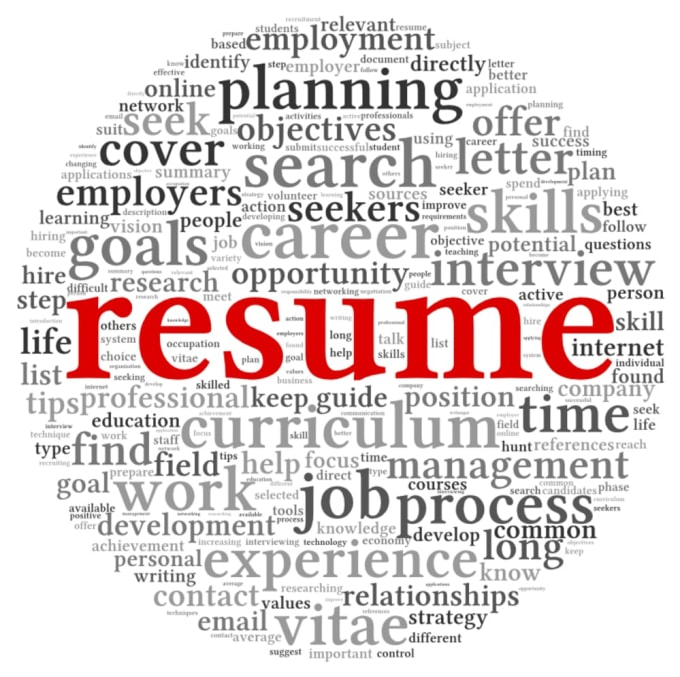 edit resumes and help with your career search by erhall