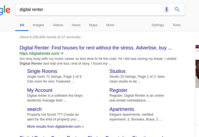 apartment number generator