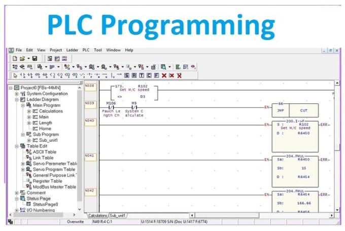 program any plc campany for any automation project