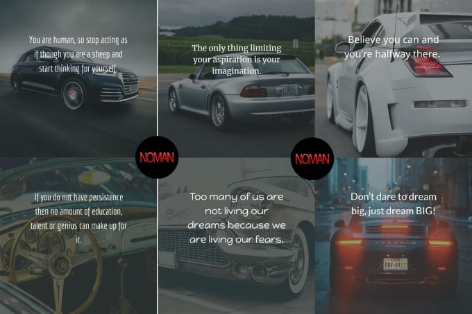Car Quotes | Design Premium Custom Car Quotes With Your Logo By Noman Zaffar