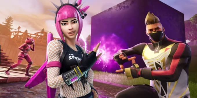 teach fortnite strategy be on twitch or youtube live stream