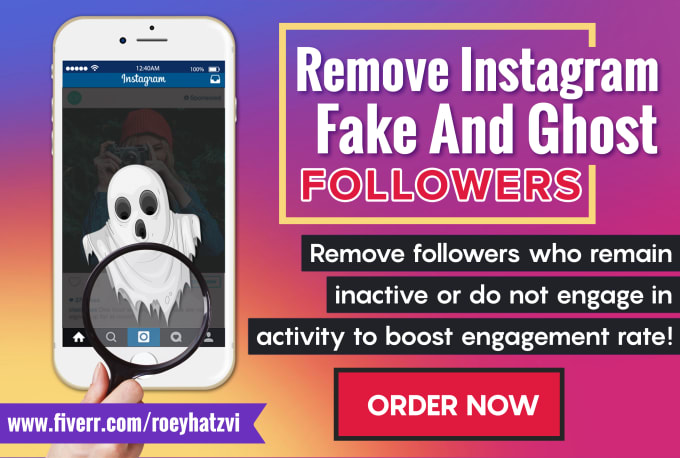 How to find and delete ghost followers on instagram