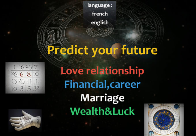 predicting future using astrology