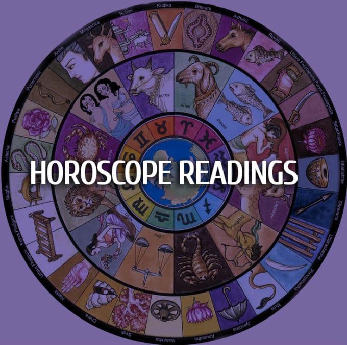 I Will Do Horoscope Readings By Vedic Astrology Methods