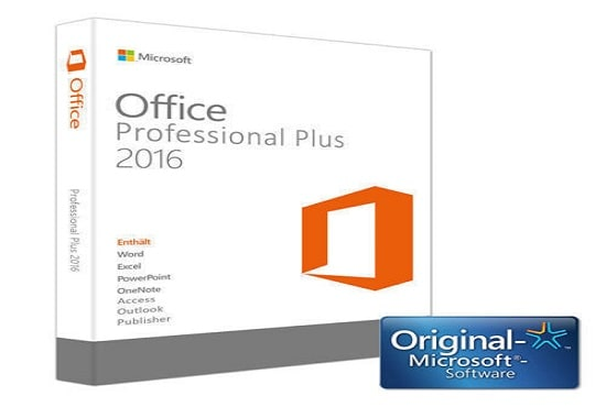 microsoft office professional plus 16 key