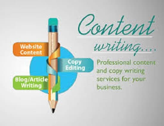expert in writing jobs like content writing, data entry