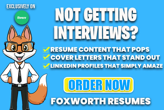 transform your resume, cover letter and linkedin profile fast